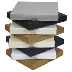 6x6 inch Pearlescent Greeting Card Boxes, Invite, Wedding, Gift Box