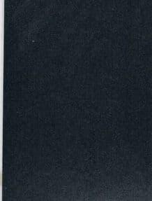 A4 Black Paper 80gsm x 50 Sheets - SC79