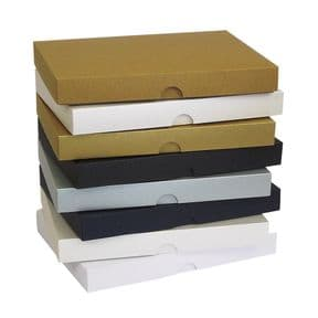A5 Pearlescent Greeting Card Boxes, Invite, Wedding, Gift Box