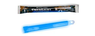 """8 Hour 6"""" Military ChemLight (15cm) Blue lightstick (Cyalume® Branded)"""