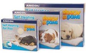 Ancol Sleepy Paws Self Heating Pet Pad
