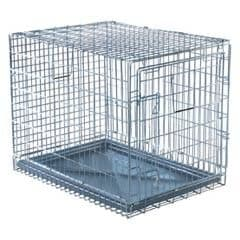 Collapsible Metal Kennel