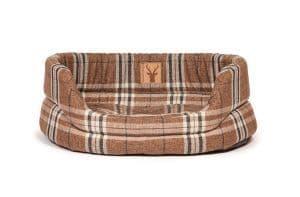 Danish Design Slumber Bed Newton Truffle