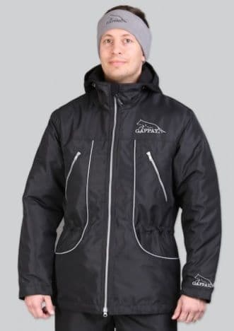 Gappay Suprima-Therm Jacket with Hood