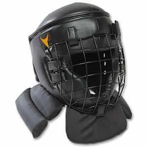Head Protector with Padded Flaps