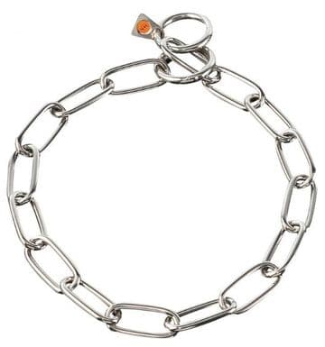 Herm Sprenger Fur Saver / Long Link 3mm Chain