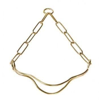 Herm Sprenger Sieger Show Collar Brass