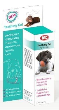 M & C Teething Gel For Puppies