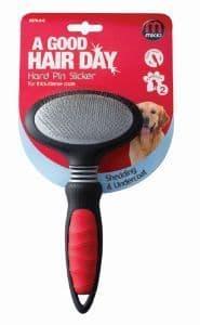Mikki Hard Pin Slicker Brush