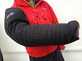 MoD Style Covert 'Bent Arm' Sleeve