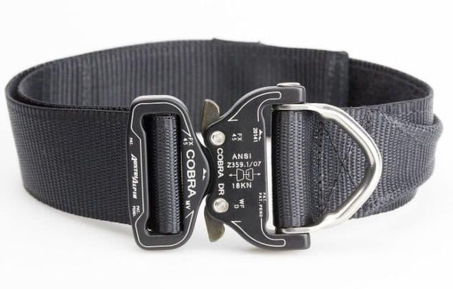 Nylon Agitation Collar with Cobra Buckle