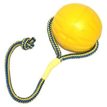 Starmark Durafoam Ball on Rope - Medium