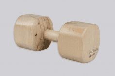 Training Dumbbell with 8cm Bar 2Kg