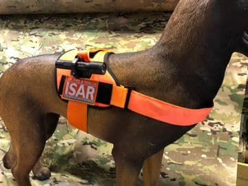 Vonwolf K9 Search and Rescue Harness.
