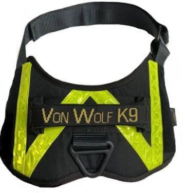 Vonwolf k9 Search Dog Harness