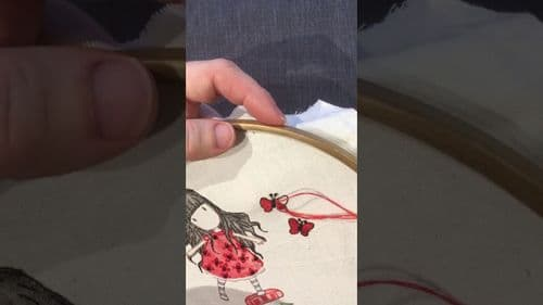 Long and Short Stitch Video Tutorial