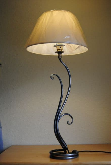 Belltrees Forge Table Lamp Fern