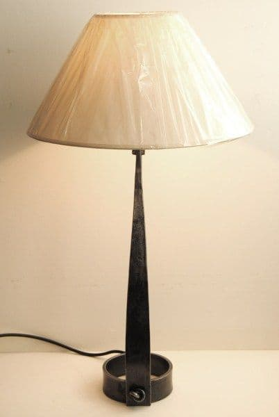 Belltrees Forge Table Lamp Jacobean