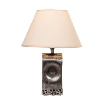 Belltrees Forge Table Lamp Pressed Flower