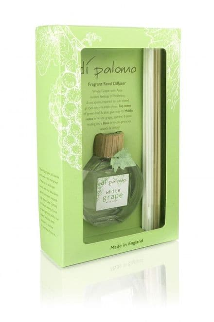 Di Palomo White Grape Fragrant Reed Diffuser 100ml
