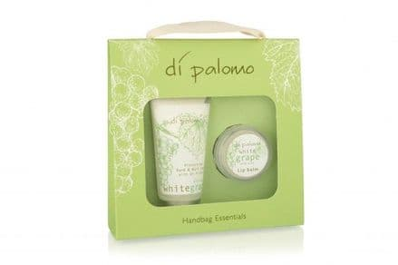Di Palomo White Grape Handbag Essentials