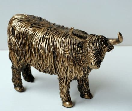 Highland Cow Ornament