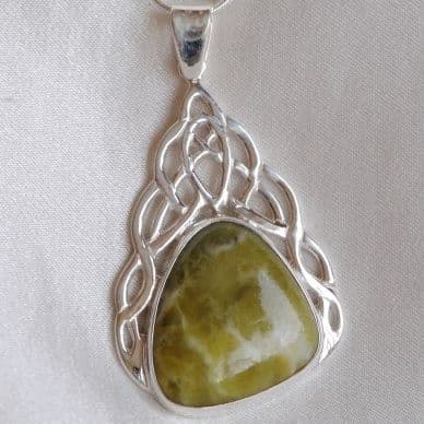 Scottish Green Marble Jewellery
